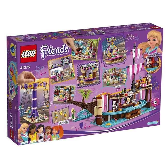 6251658 LEGO Friends 41375 Heartlake City Amusement Pier Block Building Set w/ 5 Figures 4