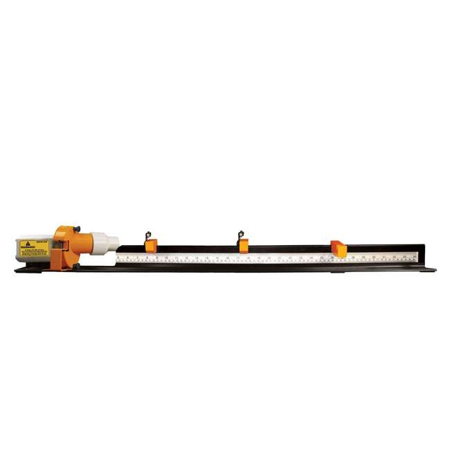 52-0601-W Weston 8000 RPM Carbon Arrow Cutting Saw with Dust Collector