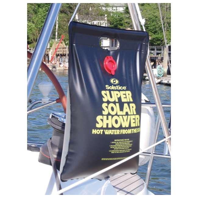 12 x 40331 Solstice 5 Gallon Super Solar Outdoor Shower (12 Pack) 2