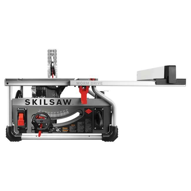 SPT70WT-22-OB Skilsaw SPT70WT-22 10-Inch Portable Worm Drive Table Saw (Open Box) 8