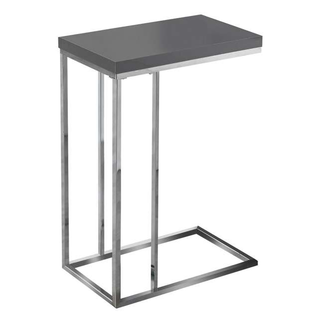 VM-3030 Monarch Specialties Contemporary Accent Side End Table