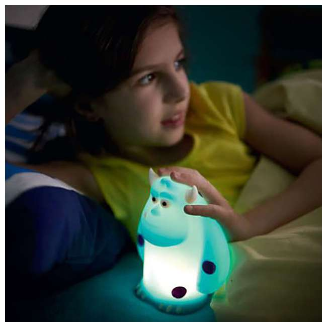 4 x PLC-798538 Philips Disney Sulley SoftPal Portable Light Friend  (4 Pack) 3