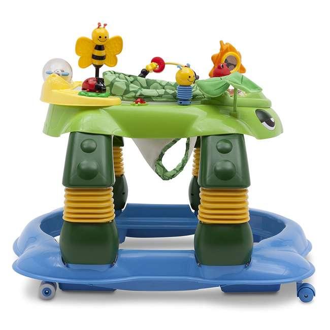 22474-365-U-A Delta Children Lil Play Station Turtle 3-in-1 Activity Walker (Open Box) 3