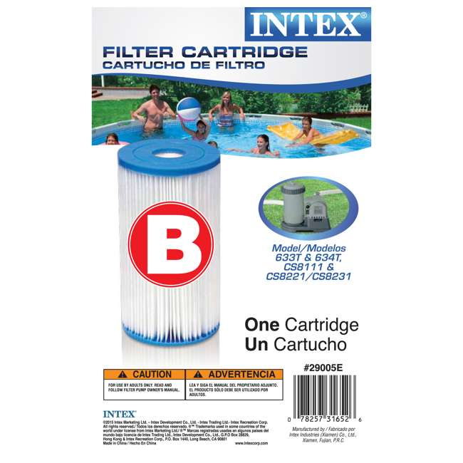8720 + 3 x 29005E Hydrotools Chlorine Dispenser & Filter Pump (3 Pack) 11