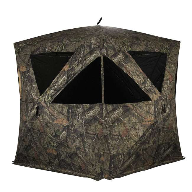 R500-MOC Rhino Blinds R500-MOC Mossy Oak Beak Up Country 4 Person Hunting Ground Blind