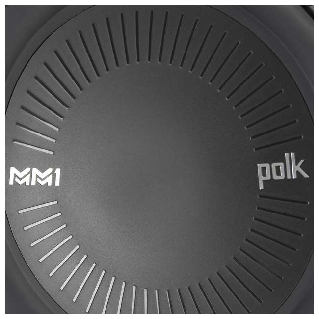 "MM1242-DVC Polk MM1 Series 12"" 1260W 4 Ohm Dual Voice Coil ATV, Car, & Marine Subwoofer 4"