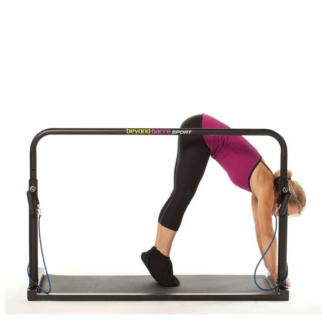 BBARRE Beyond Barre Sport Home Workout System 6