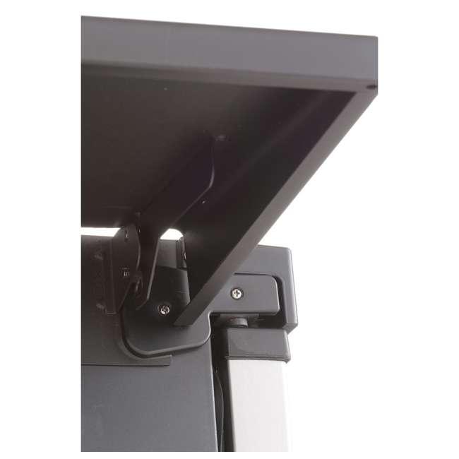 20100814 Masterbuilt 20100814 Universal Electric Smoker Side Shelf Space Accessory, Black 4