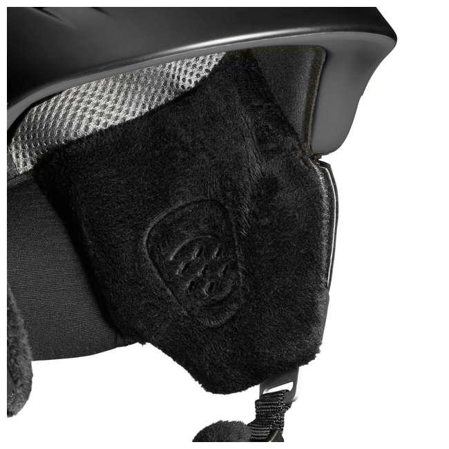 L40535400-M Salomon Ranger Square C Air MIPS Black Helmet, Medium 3
