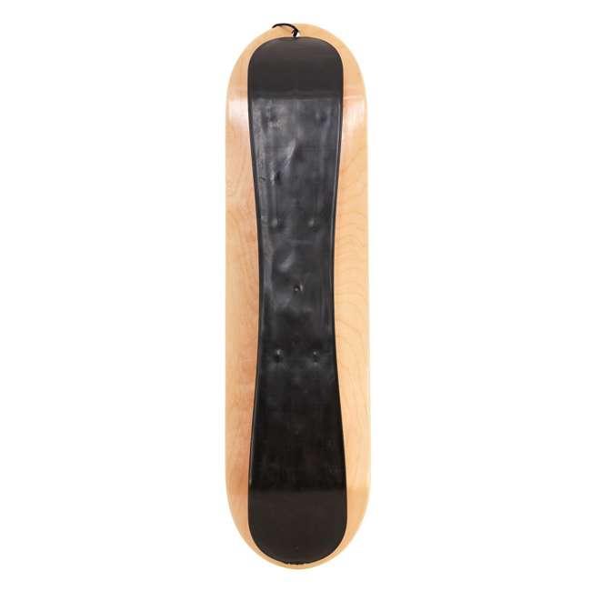 AHSS-04 Airhead AHSS-04 Snow Rip Hard Wood 31 Inch Snow Skate Skateboard Snowboard, Red 3