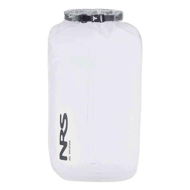 NRS_55021_02_104 NRS 35 Liter Dri-Stow Dry Sacks Clear Bag