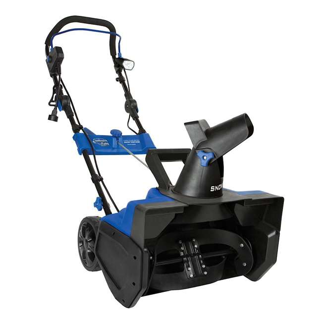 SNJ-SJ625E-U-A Snow Joe Ultra 21 In Electric Snow Thrower with 4 Blade Auger & Light (Open Box)