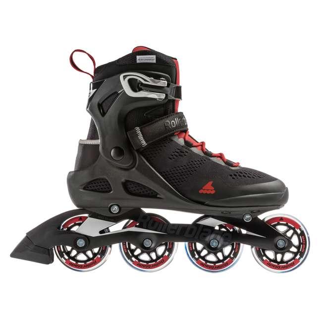 7955200741-12 Rollerblade USA Macroblade 80 Mens Adult Inline Skate, Size 12