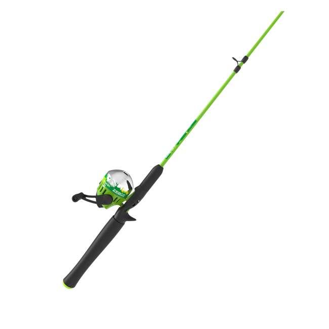 SPLSC602MB Zebco Splash Spincast 4-Piece Fishing Rod and Reel Combo 2
