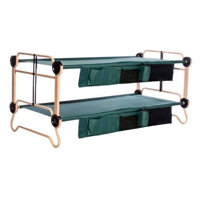 30002BO-U-A Disc-O-Bed X-Large Cam-O-Bunk Cot