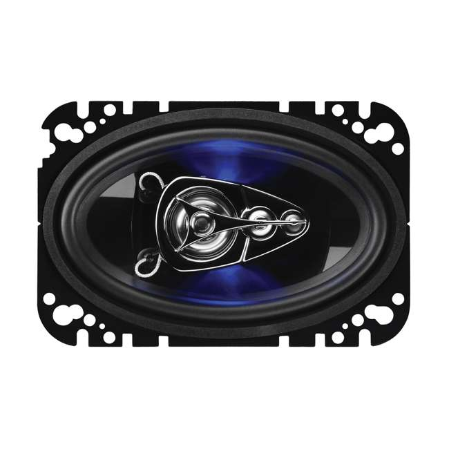 BE464 Boss Audio Rage 4 x 6-Inch 4-Way 250W Full Range Speakers (4 Pack) 3
