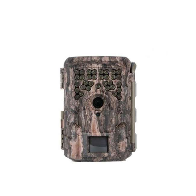 3 x MCG-13332 Moultrie M8000i Invisible Flash Mobile Compatible Game Hunting Camera (3 Pack) 1