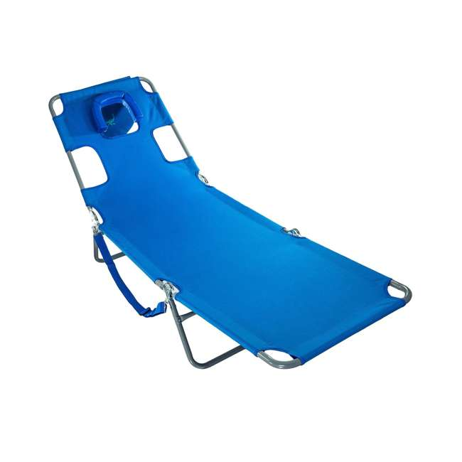 CHS-1002B Ostrich Lounger Face Down Chaise Beach Chair
