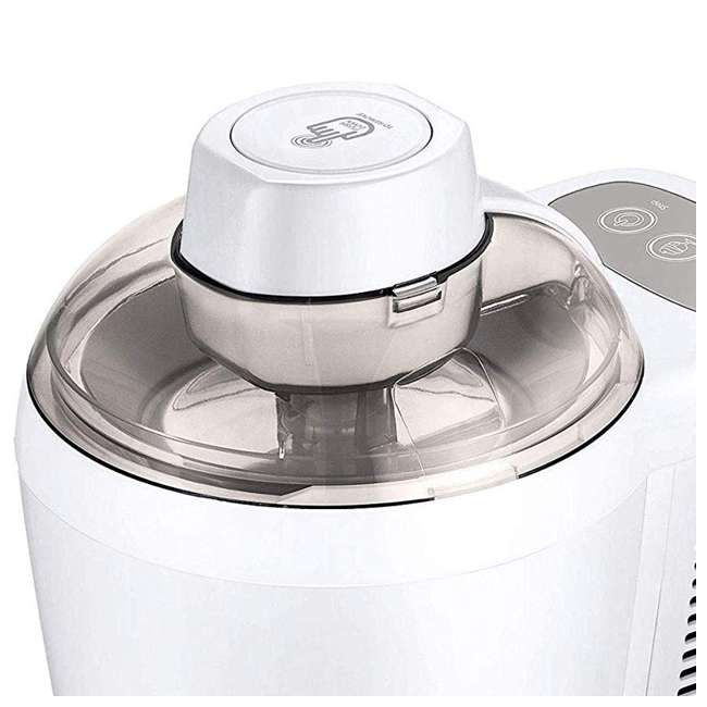 K45559202000_EGB-RB Cooks Essentials 1.5 Pt Electric Ice Cream Maker Machine (Certified Refurbished) 2