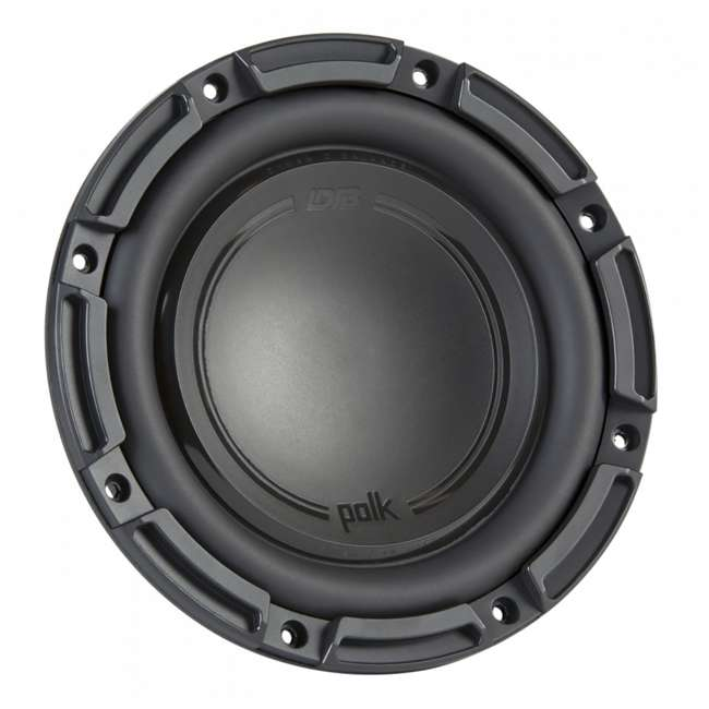 DB842-SVC Polk Audio DB+ 8 Inch 750 Watt 4 Ohm SVC Marine, ATV & Car Subwoofer 2
