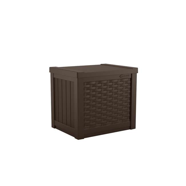 SSW500J 22-Gallon Small Deck Box, Java