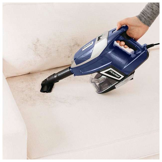 ZS352_EGB-RB Shark ZS352 Powerful Stick/Handheld Vacuum Cleaner, Blue (Certified Refurbished) 4