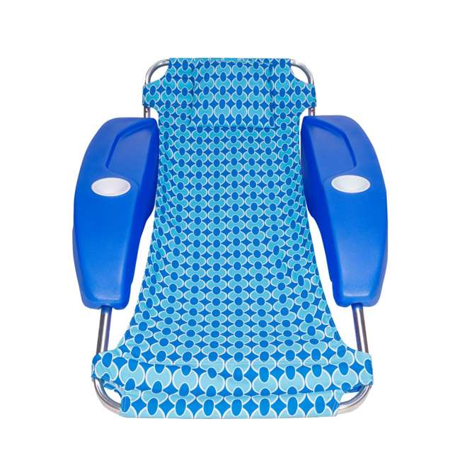 6042433-SW SwimWays Newporter Sling-Style Lounge with 2 Positions 1