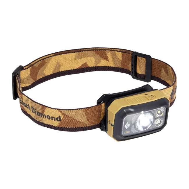 BD6206402004ALL1 Black Diamond BD6206402004ALL1 Storm 375 Waterproof All Purpose Headlamp, Sand