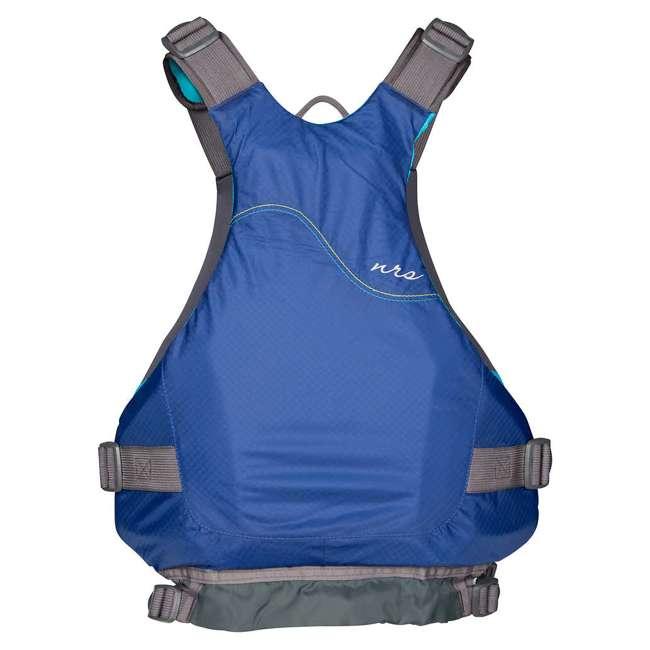 NRS_40036_02_103 NRS Adult Women's Siren PFD Life Jacket Vest, Teal, L/XL 1
