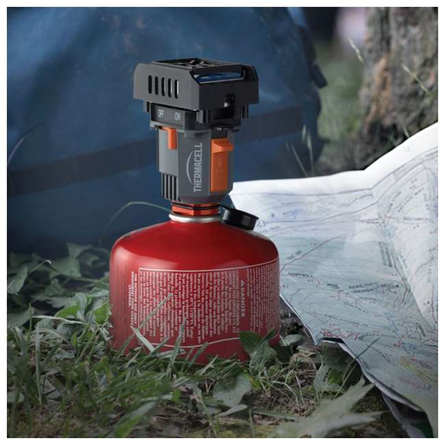 MRBPR Thermacell Portable Outdoor Backpacker Mosquito Repeller 2