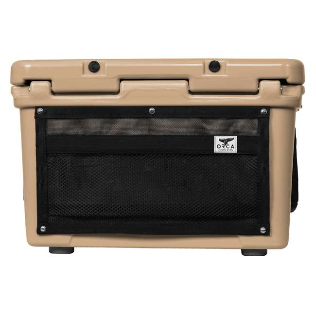 ORCT040 ORCA 40-Quart 8.3-Gallon Ice Cooler, Tan 1