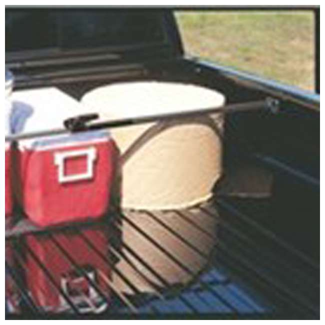 "10800472-ARB + 05059 ARB 50 Quart Car Tailgate Travel Fridge Freezer & Adjustable 40"" to 70"" Ratchet  6"