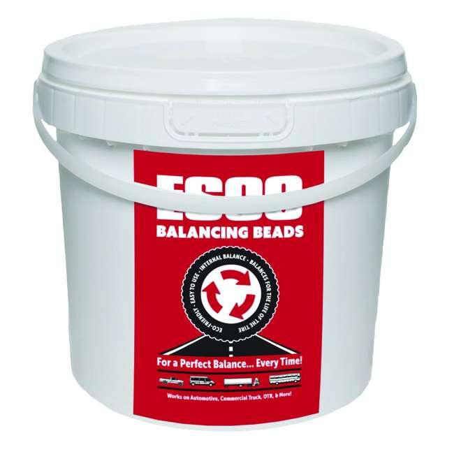 20466C Esco 20466C Reusable Eco Friendly Tire Balancing Beads 282 Ounce Bulk Bucket