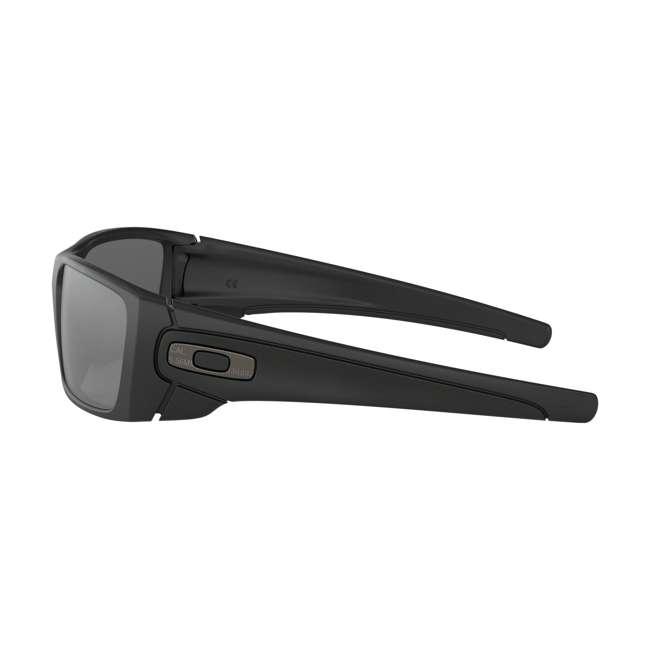 OO9096-B3 Oakley OO9096-B3 SI Fuel Cell Cerakote Polarized Sunglasses, Graphite Black 3