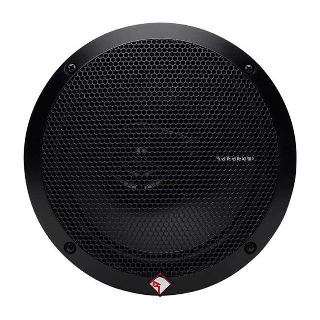 R165X3-U-B Rockford Fosgate 6.5-Inch 90W 3 Way Coaxial Speakers (Pair) 2