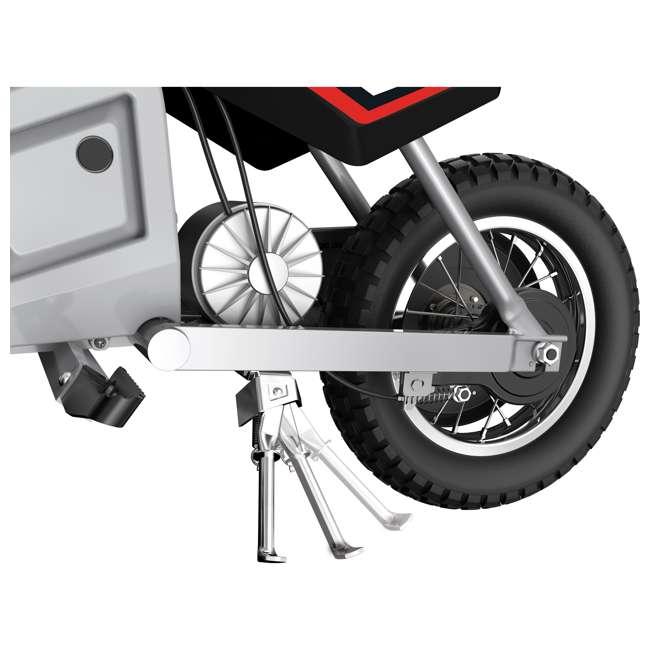 15128008 + 15128099 + 15128030 Razor MX400 Dirt Rocket 24V Electric Toy Motocross Motorcycle Dirt Bike (3 Pack) 10