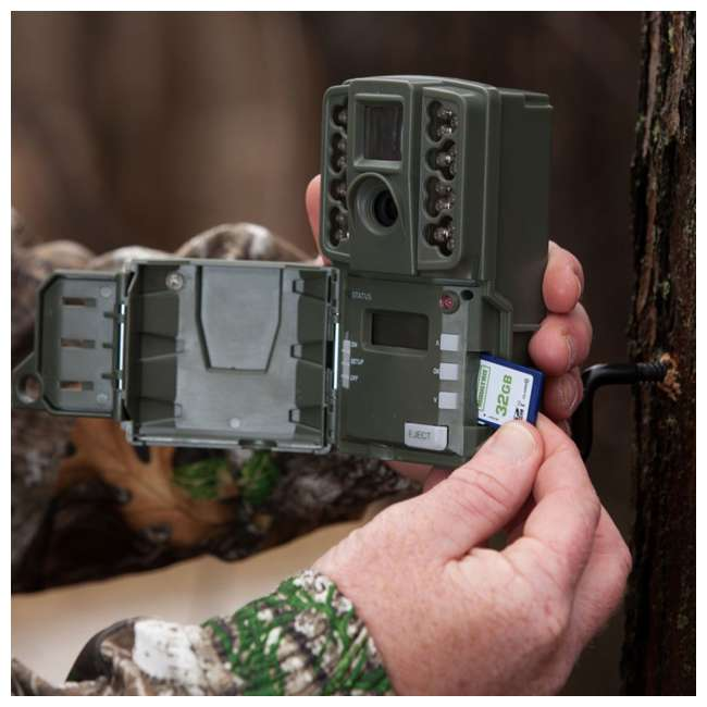 81052-VIPCLASSIC + MCG-13297-A25i Summit Viper Classic Treestand & Moultrie A-25i Trail Camera, Green 7