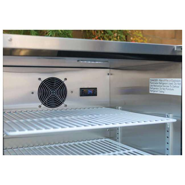 BOP-13700-U-B Bull Outdoor Products Premium Outdoor Rated Kitchen Refrigerator (Used) 5