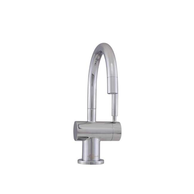 F-HC3300C-OB InSinkErator Indulge Modern Hot/Cold Water Faucet, Chrome (OPEN BOX) 1
