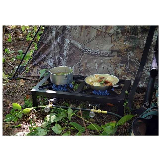 Mr Heater 30 000 Btu Double Burner Outdoor Cooking Stove
