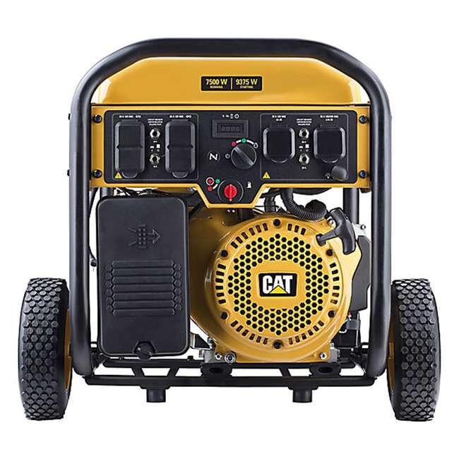 CAT-490-6491 RP7500 E Portable Generator  2
