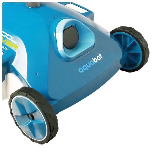 AJET121-OB Aquabot Pool Rover S2-40 Above Ground Robotic Swimming Pool Cleaner 2