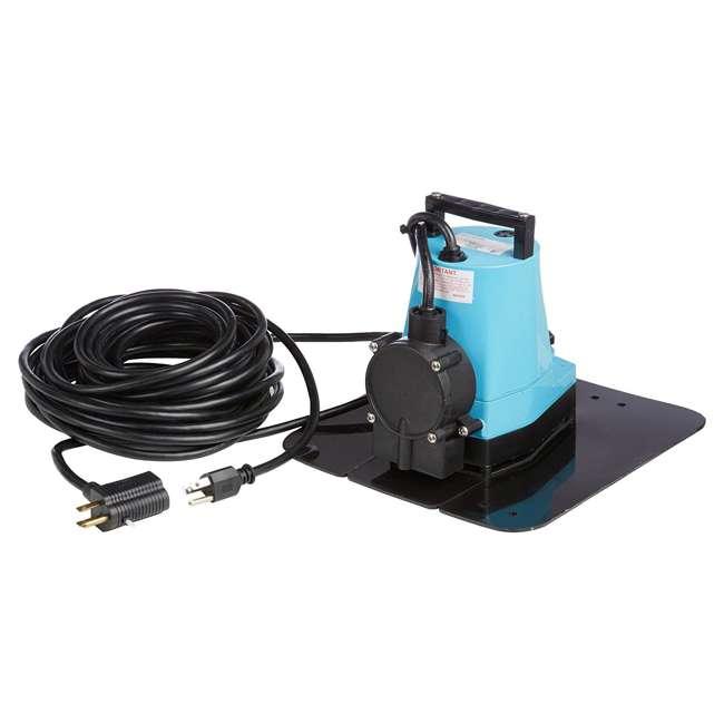 LG-505600-U-C Little Giant 1/6 HP Automatic Pool Cover Pump 3