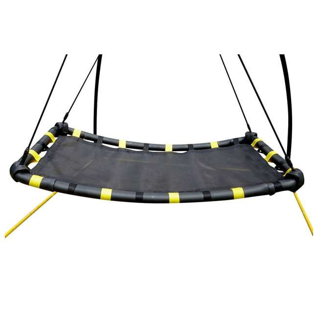 JKBKUFO-V3 JumpKing Backyard 360-Degree UFO Swing 1