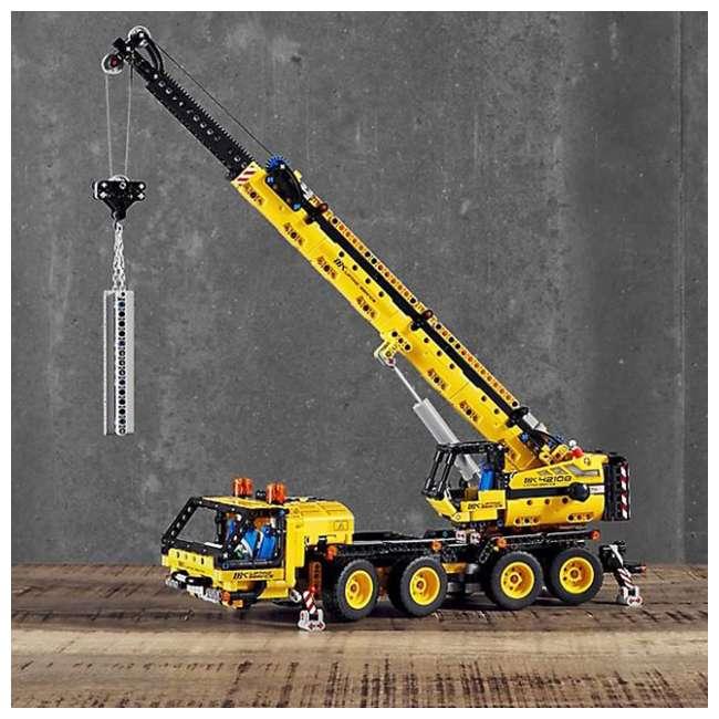 6288778 LEGO Technic 42108 Mobile Construction Crane Vehicle 1292 Piece Building Set 7