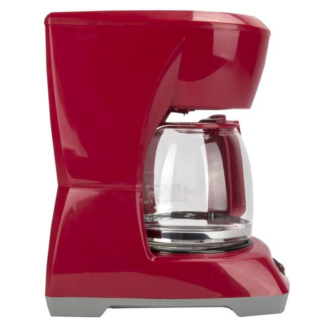 43603 Proctor Silex 43603 12-Cup Coffee Maker | Red 6