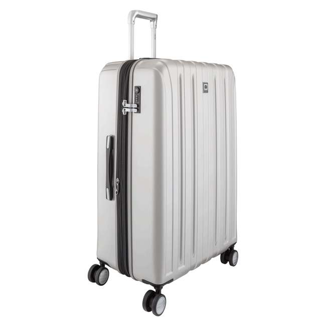 """00207183011 DELSEY Paris Titanium 29"""" Expandable Checked Spinner Rolling Luggage Suitcase 1"""