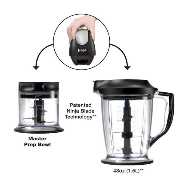 ninja pulse blender how to use