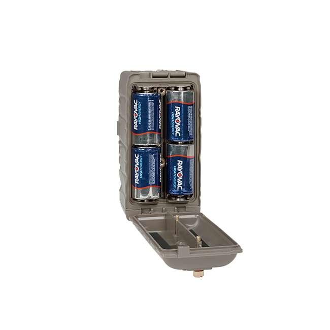 G-5079 + 2 x SD4-16GB-SAN +x3488GENIUSPTLMOUNT Cuddeback Power House Black Flash Trail Camera & 16GB Memory & Mount (2 Pack) 4