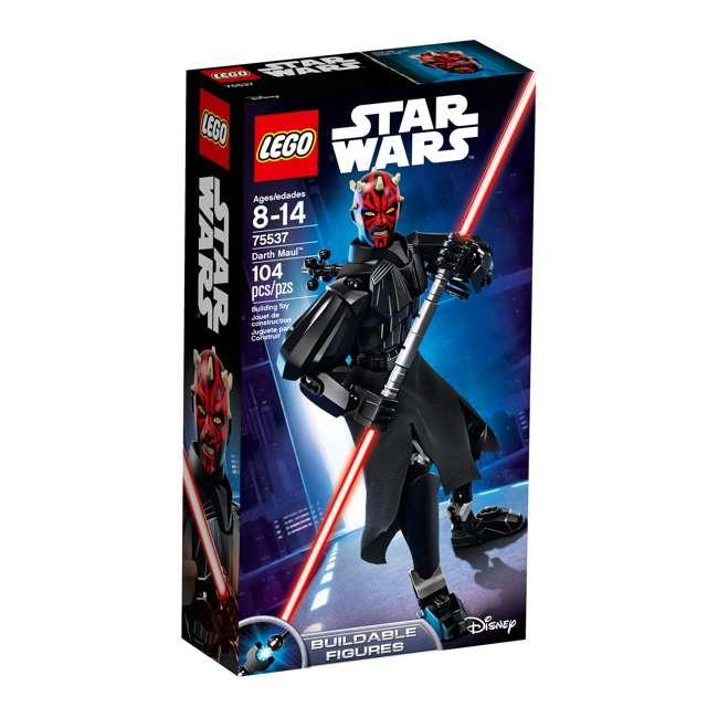 6213574-U-A LEGO Star Wars Darth Maul 9 In. Buildable Figure 104 Piece Set (Open Box) 4